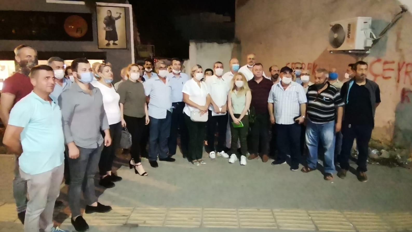 Osmangazi Mahalle Teşkilatlanmasının Startını Verdi
